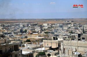 عکس/ خان شیخون سوریه بعد از پاکسازی