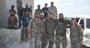تیر خلاص به تروریستها در شمال استان حماه و جنوب استان ادلب با آزادی ۵۰۰ کیلومتر مربع از مساحت اشغالی/ محاصره نیروهای ارتش ترکیه در ایستگاه مراقبتی «مورک» + نقشه میدانی و عکس