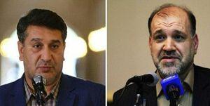 محمد عزیزی و فریدون احمدی