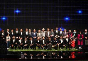 مرد سال فوتبال ایران انتخاب شد +عکس