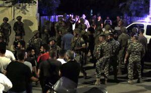 پهپاد ساقط شده در بیروت آماده اجرای عملیات ترور بود