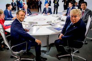 عکس/ حاشیههای نشست گروه G7