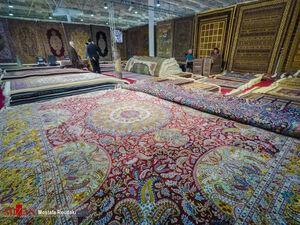 افتتاح بیست و هشتمین نمایشگاه فرش دستباف ایران