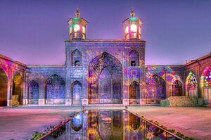 عکس/ زیباترین مسجد ایران