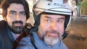 شغل جدید سید محمود رضوی چیست؟ +عکس