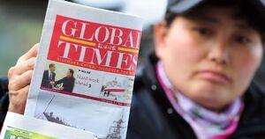 گلوبال تایمز چینی