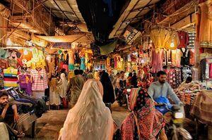 بازارهای پاکستان