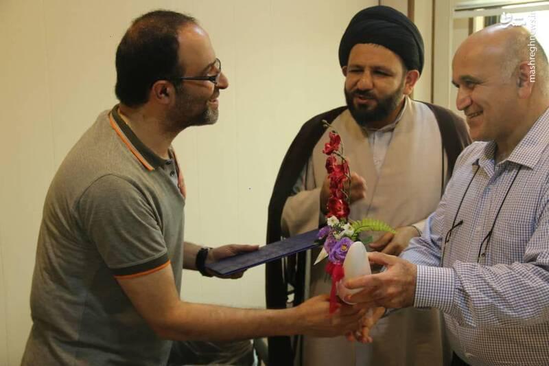اقدام قابلتحسین یک امام جمعه در روز پزشک