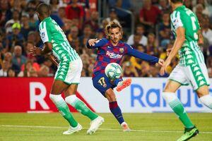 فیلم/ خلاصه دیدار بارسلونا ۵-۲ رئال بتیس