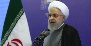 روحانی: افتخار دولت گازرسانی به سیستان و بلوچستان است