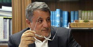 نظر رئیس شورای شهر تهران در مورد دستفروشان