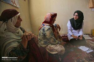 عکس/ اردوی جهادی در روستاهای محروم خراسان شمالی