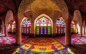 مسجد یا استیج عکاسی مدلینگ!  +عکس