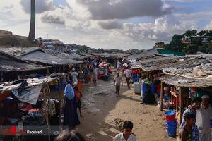 عکس/ پناهجویان روهینگیا دو سال پس از آوارگی