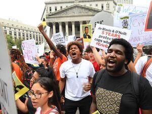 ارتباط خشونت پلیس آمریکا با مرگ و میر سیاهپوستان