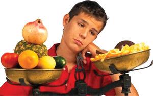 غذاهایی که افسردگی را تشدید میکند