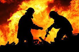 فیلم/ آتش سوزی گسترده در شهر تنومه عربستان