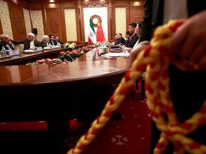 دیدار ظریف با وزیر خارجه چین