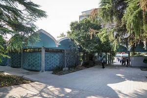 بازسازی کتابخانه پارک شهر