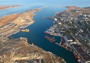 پیشنهاد استفاده از بنادر کِریمه برای انتقال نفت ایران