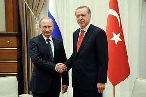 پوتین، اردوغان را دعوت به بستنی خوردن میکند +فیلم