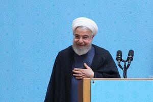 """فیلم/ روحانی به دانش آموزان: اول مهر میگویید""""به به"""" یا """"وای وای""""؟"""