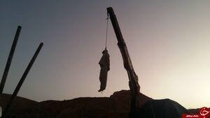 قاتل امام جمعه کازرون اعدام شد + عکس