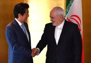 دیدار وزیر امور خارجه کشورمان با نخست وزیر ژاپن