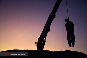 عکس/ اعدام قاتل امام جمعه کازرون