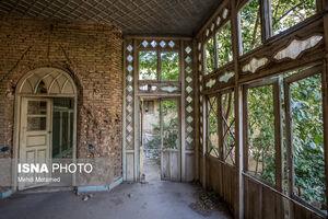 عکس/ وضعیت بحرانی قدیمیترین گراند هتل ایران