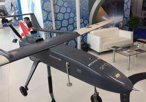 پهپادهای ایرانی در نمایشگاه هوایی روسیه