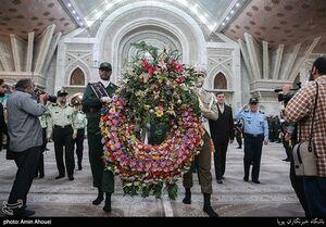تجدید میثاق پرسنل پدافند هوایی ارتش با آرمان های امام(ره)
