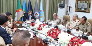 حمایت قاطع وزیر دفاع عراق از الحشد الشعبی