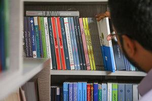 کتابگردی در پاتوق کتاب تهران - محمد شفیعی - سیدوحید مداح