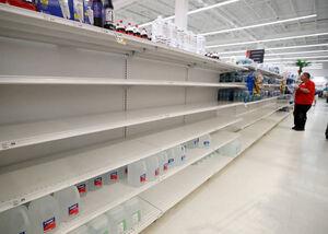 هجوم آمریکایی ها به مراکز خرید
