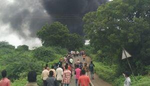 عکس/ انفجار مرگبار در هند