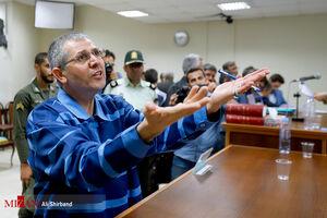 عکس/ سومین جلسه رسیدگی به اتهامات گروه جهانبانی
