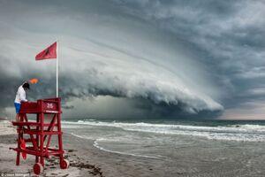 طوفان فلوریدا آمریکا