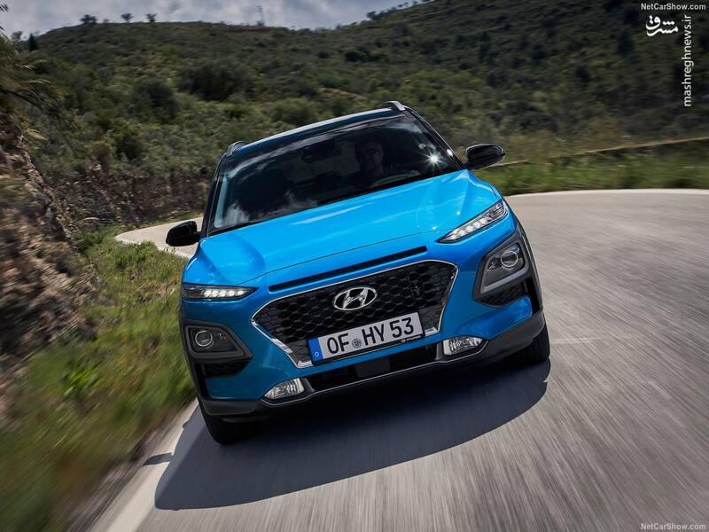 Hyundai Kona Hybrid (2020)