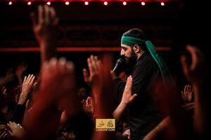 عکس/ شب اول محرم در هیئت ریحانه الحسین(ع)