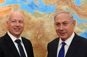 نتانیاهو و  گرینبلات