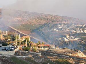 آتش حزب الله بر سر صهیونیستها در پارک ایران +عکس