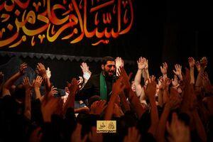 عکس/ عزاداری شب دوم محرم؛ هیئت ریحانه الحسین(ع)