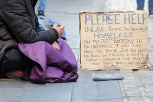 بحران بیخانمانی سیاهپوستان در انگلیس
