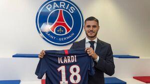 عکس/ ایکاردی با پیراهن تیم جدیدش