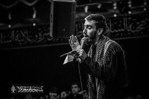 """نماهنگ/ """"یارالی زهرا"""" با نوای مهدی رسولی"""