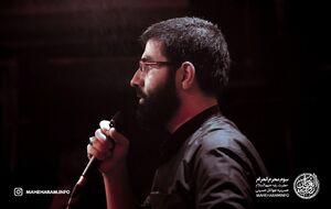 صوت/ شب سوم محرم با نوای حسین سیب سرخی