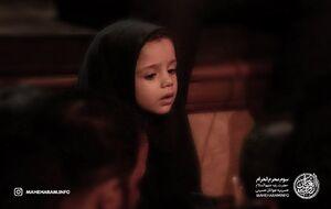 عکس/ شب سوم محرم؛ هیئت روضه العباس(ع)