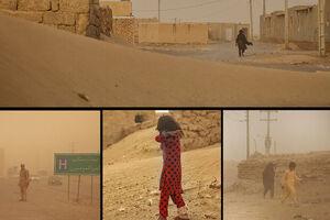 گرد و غبار سیستان