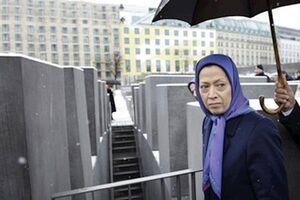 مریم رجوی منافقین نمایه